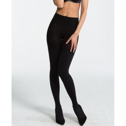 Spanx Luxe Leg Tights Blackout Strumpfhose